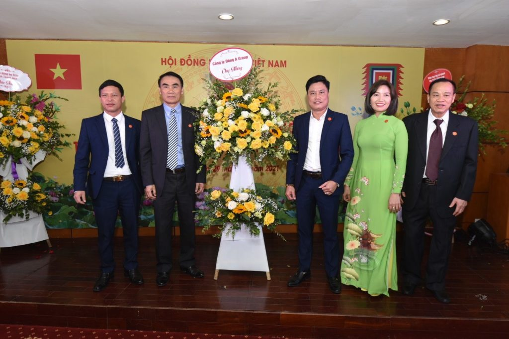 Cong Ty Dong A Group